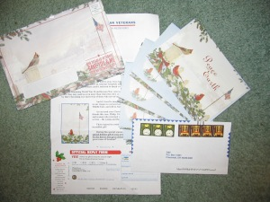 DAV's Mailing to Past Donors