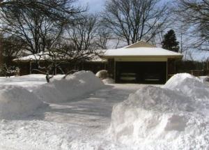 Snow house 696