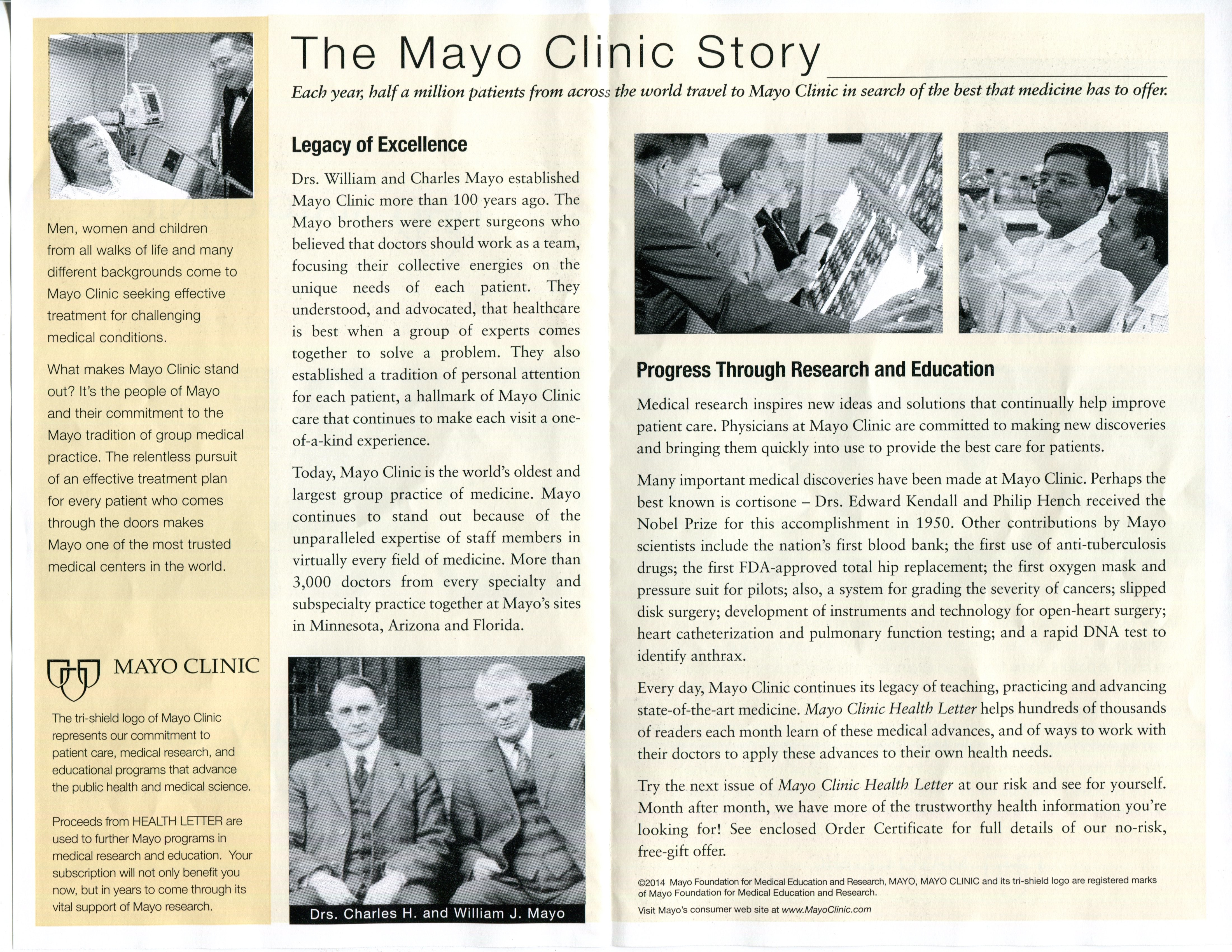 Mayo Clinic: Right On The Money | Phil Brown