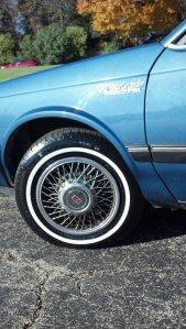 Blues new wheels