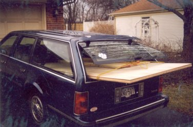 Olds Plywood