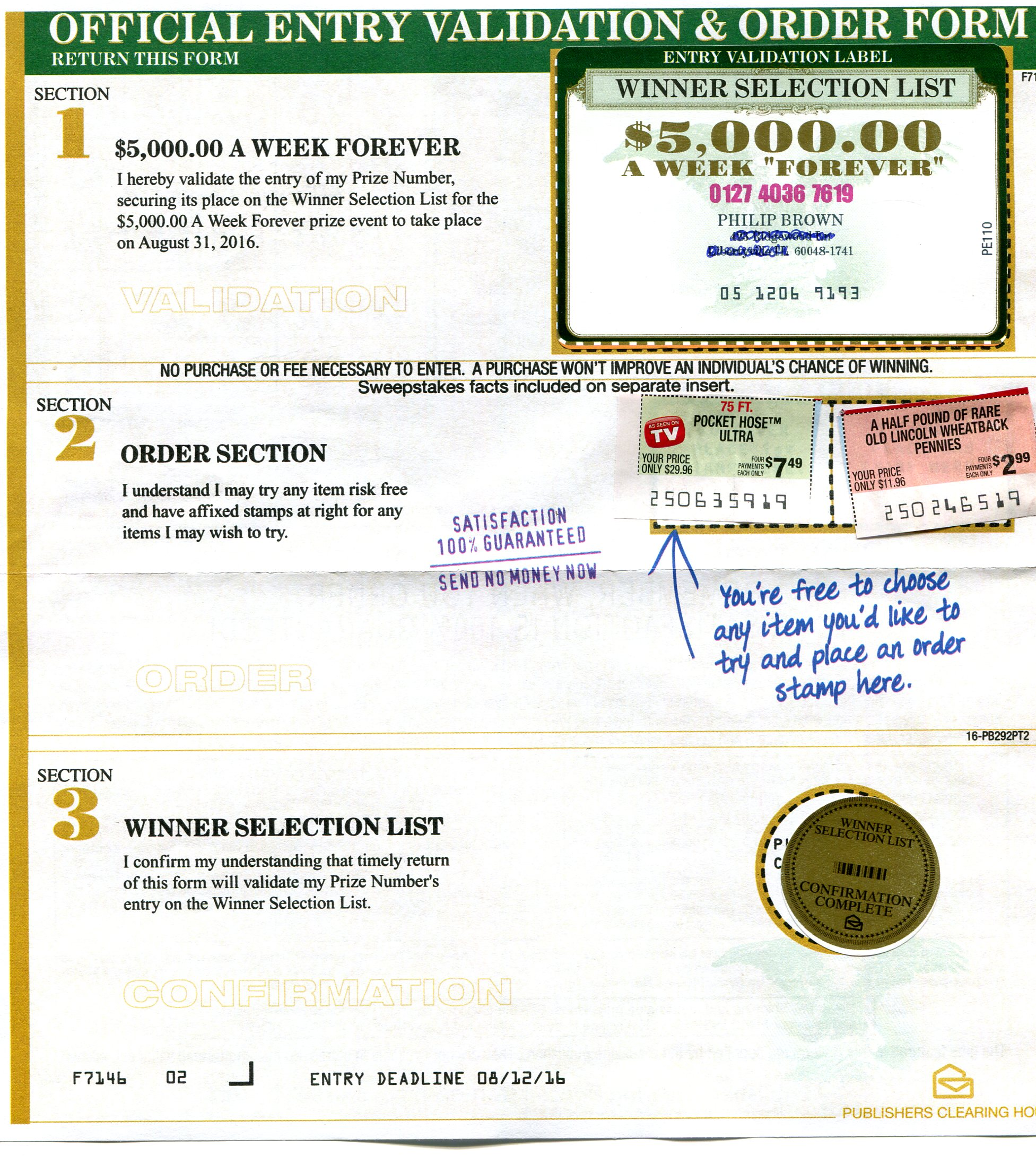 american sweepstakes publishers scam publishers clearing house sweepstakes check 4320