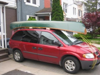 Freight Canoe Honda